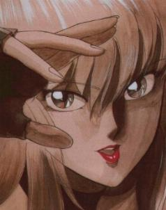 Changes every now and then.. Right now: the original PRISS ASAGIRI (Bubblegum Crisis)